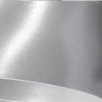 RAL 9006 Clear aluminum colored Matt Metallic Powder coating powder
