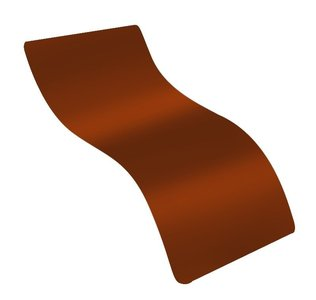 RAL 8012 Red brown Satin powder coating powder
