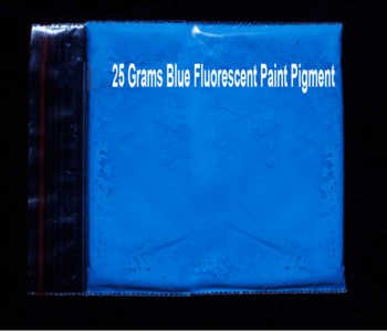 Blue Fluorescent Pigment powder
